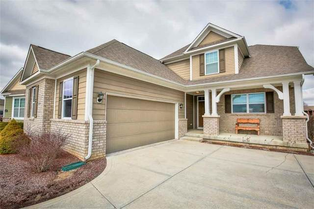 6104 Heron Court, Columbus, IN 47201 (MLS #21699501) :: Anthony Robinson & AMR Real Estate Group LLC
