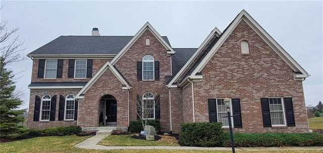 10565 Morningtide Circle, Fishers, IN 46038 (MLS #21699581) :: Anthony Robinson & AMR Real Estate Group LLC