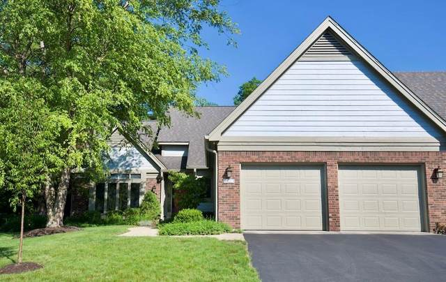 9295 Spring Forest Drive, Indianapolis, IN 46260 (MLS #21699640) :: David Brenton's Team