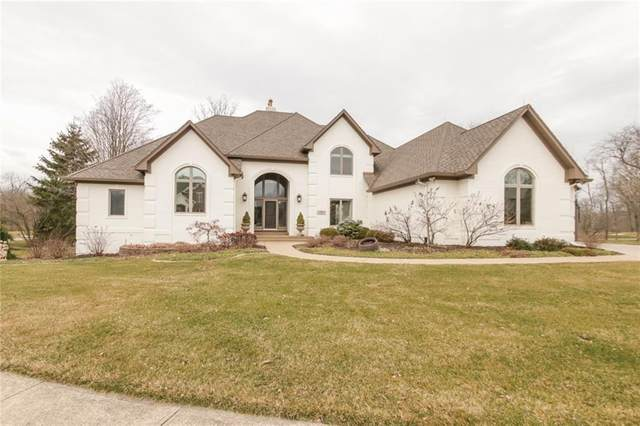 6604 Royal Oakland Place, Indianapolis, IN 46236 (MLS #21699950) :: Your Journey Team