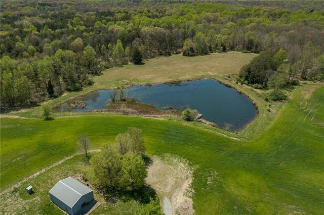 000 Grandview Road, Columbus, IN 47201 (MLS #21700190) :: The Indy Property Source
