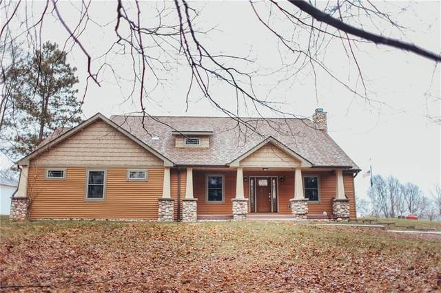 2332 State Road 236, Danville, IN 46122 (MLS #21700246) :: The Indy Property Source