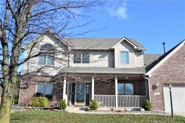 46 Morel Court, Danville, IN 46122 (MLS #21700390) :: Heard Real Estate Team | eXp Realty, LLC