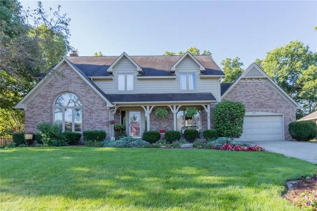 157 Stony Creek Overlook, Noblesville, IN 46060 (MLS #21700492) :: The Evelo Team