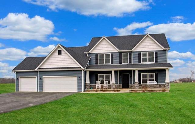 3191 S 500 W, Anderson, IN 46011 (MLS #21700545) :: The Evelo Team