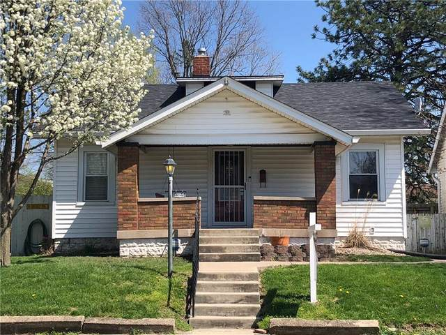 1309 N Drexel Avenue, Indianapolis, IN 46201 (MLS #21700996) :: The Indy Property Source