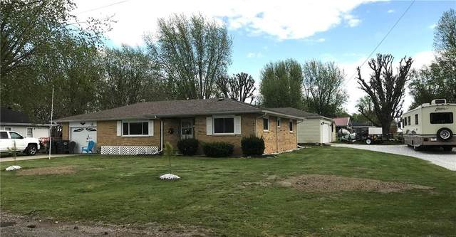 1001 Madison Street, Frankton, IN 46044 (MLS #21701131) :: Richwine Elite Group