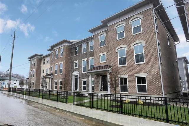 1551 Bellefontaine Street, Indianapolis, IN 46202 (MLS #21701189) :: The Indy Property Source