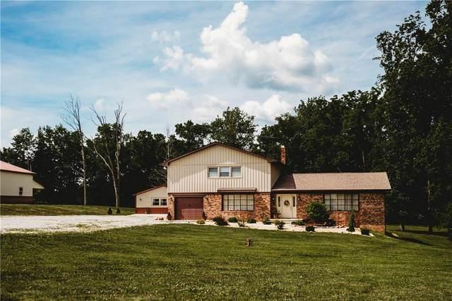 4999 S State Road 47, Crawfordsville, IN 47933 (MLS #21701233) :: Richwine Elite Group