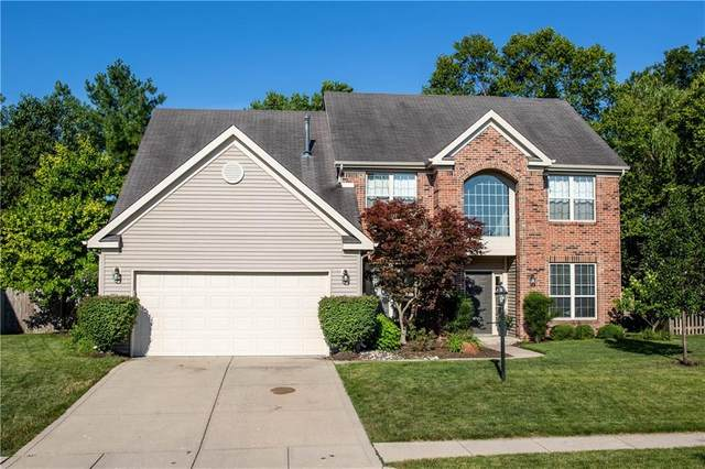 13190 Grouse Point Trail, Carmel, IN 46033 (MLS #21701510) :: Richwine Elite Group
