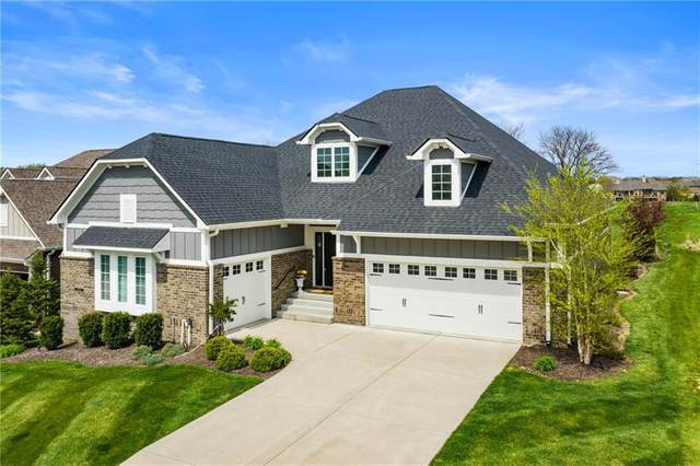 16348 La Paloma Court, Noblesville, IN 46060 (MLS #21701517) :: Anthony Robinson & AMR Real Estate Group LLC