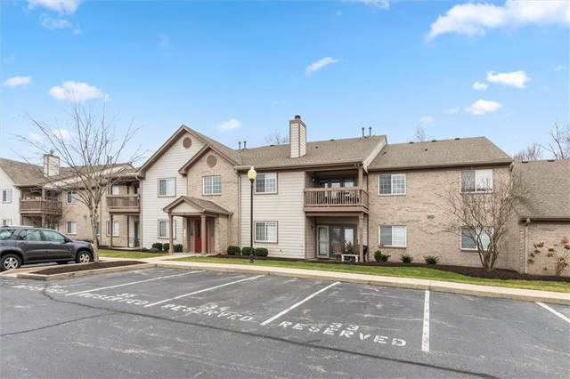 211 Faulkner Court #208, Carmel, IN 46032 (MLS #21701536) :: AR/haus Group Realty