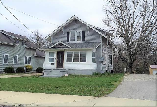 732 S State Street, North Vernon, IN 47265 (MLS #21701687) :: The ORR Home Selling Team