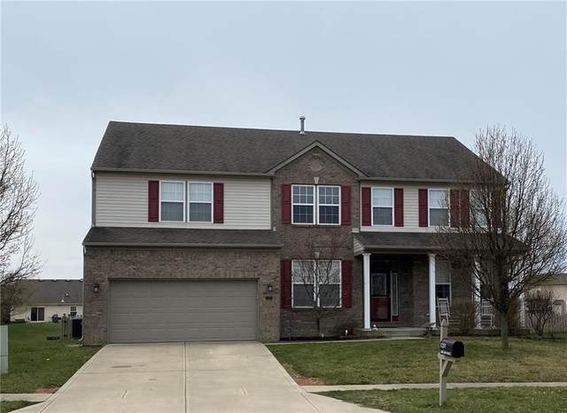 1237 South Lake Avenue E, Greenwood, IN 46143 (MLS #21701746) :: The Indy Property Source