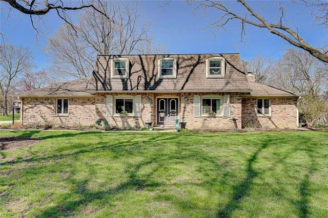 64 Stonybrook Drive, Brownsburg, IN 46112 (MLS #21701777) :: The Indy Property Source