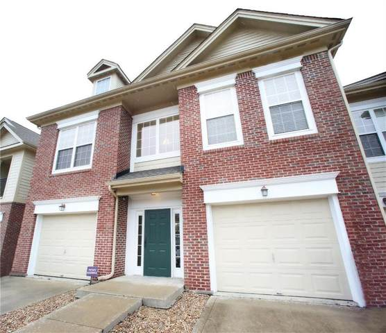1631 Lacebark Drive K, Greenwood, IN 46143 (MLS #21701817) :: The ORR Home Selling Team