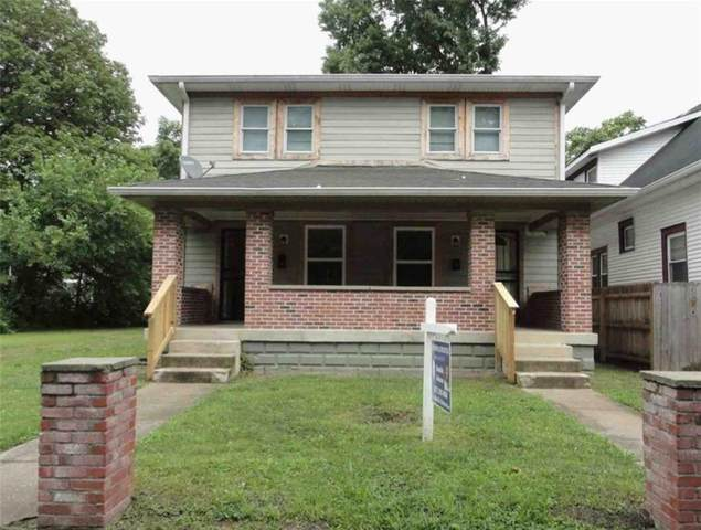 3121 N Ruckle Street, Indianapolis, IN 46205 (MLS #21702154) :: The Indy Property Source