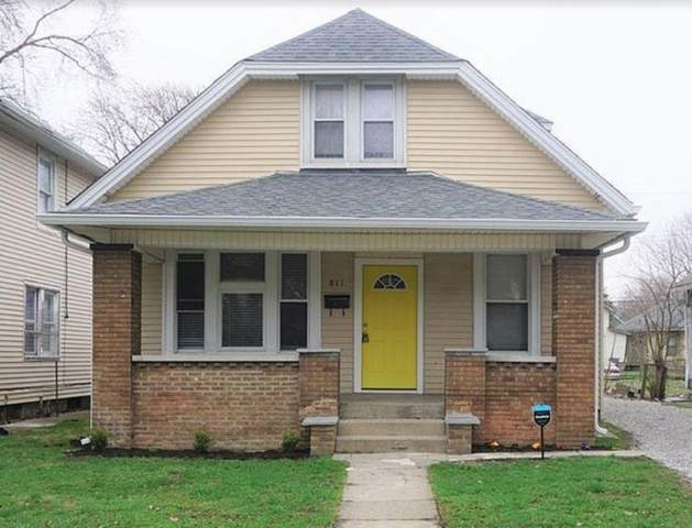 811 N Parker Avenue, Indianapolis, IN 46201 (MLS #21702234) :: Anthony Robinson & AMR Real Estate Group LLC