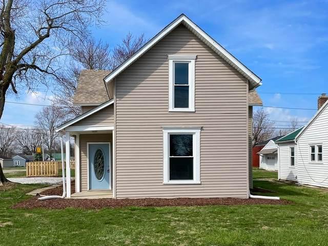 1104 N Park Avenue, Alexandria, IN 46001 (MLS #21702348) :: The ORR Home Selling Team
