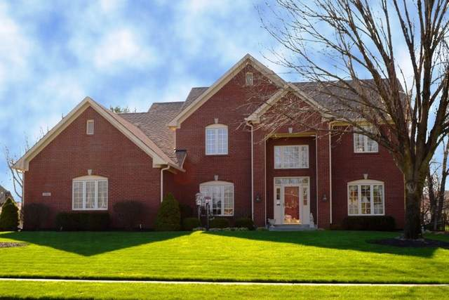 5764 Meadowlark Place, Carmel, IN 46033 (MLS #21702397) :: The Indy Property Source