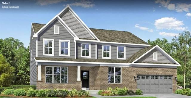 9843 Midnight Line Drive, Fishers, IN 46040 (MLS #21702413) :: Richwine Elite Group