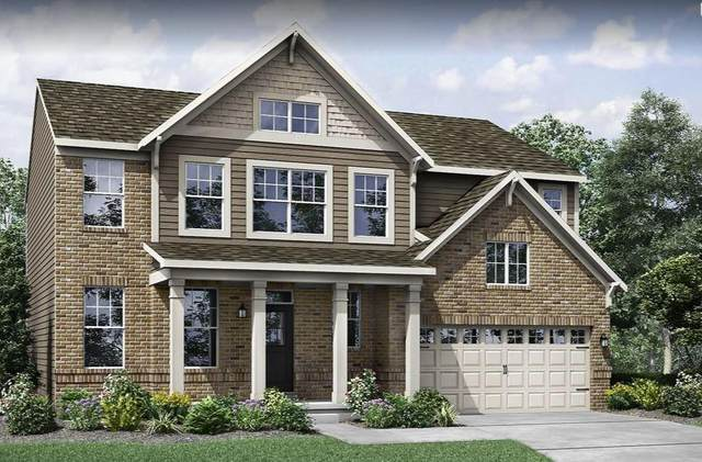 17284 Americana Crossing, Noblesville, IN 46060 (MLS #21702474) :: The Evelo Team