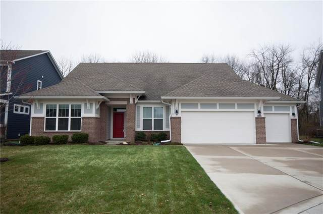 15702 Hargray Drive, Noblesville, IN 46062 (MLS #21702653) :: The Evelo Team