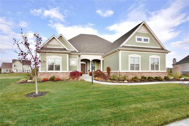 13947 Amber Meadow Drive E, Fishers, IN 46038 (MLS #21702697) :: Richwine Elite Group