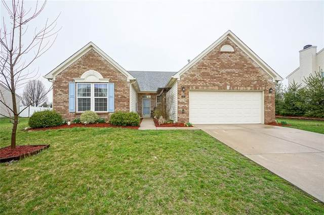 1184 Turfway Drive, Avon, IN 46123 (MLS #21702715) :: The Indy Property Source