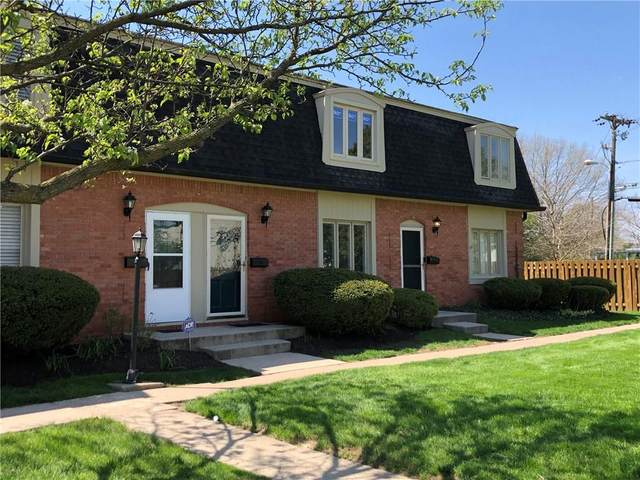 1159 Canterbury Square S, Indianapolis, IN 46260 (MLS #21702823) :: The ORR Home Selling Team