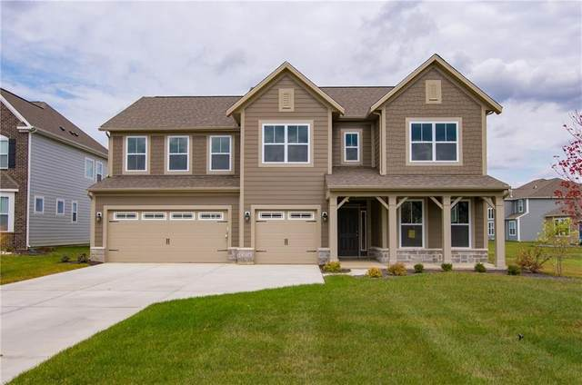 5214 Timber Stream Court, Indianapolis, IN 46239 (MLS #21703049) :: Richwine Elite Group