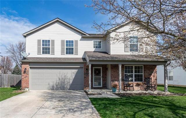1331 Fall Ridge Drive, Brownsburg, IN 46112 (MLS #21703137) :: Mike Price Realty Team - RE/MAX Centerstone
