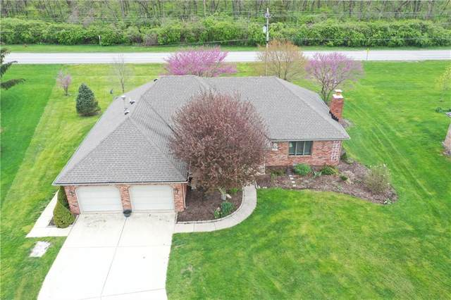 7612 Andrew Turn, Plainfield, IN 46168 (MLS #21703351) :: Anthony Robinson & AMR Real Estate Group LLC