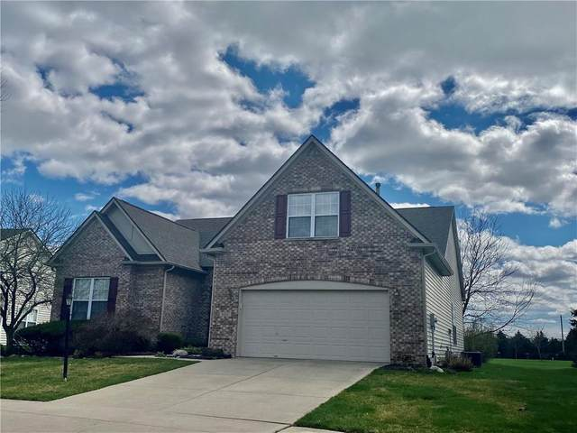 6001 Sandalwood Drive, Carmel, IN 46033 (MLS #21703552) :: Richwine Elite Group