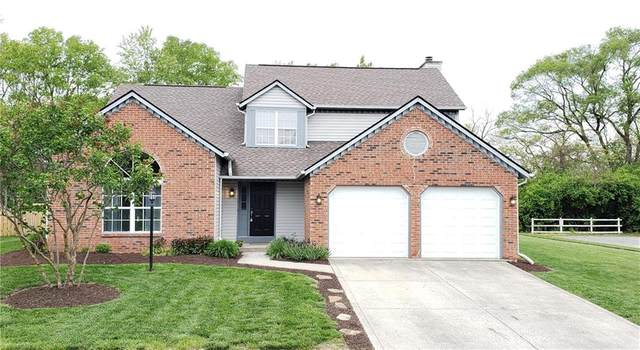 7248 Tarragon Lane, Indianapolis, IN 46237 (MLS #21703631) :: The Indy Property Source