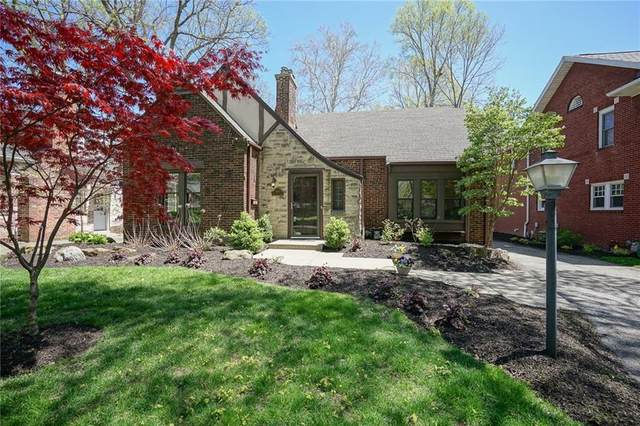 5675 Carrollton Avenue, Indianapolis, IN 46220 (MLS #21703895) :: Mike Price Realty Team - RE/MAX Centerstone
