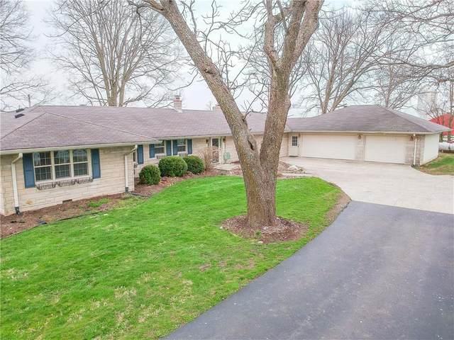 2985 N 1050 East, Charlottesville, IN 46117 (MLS #21703899) :: Heard Real Estate Team   eXp Realty, LLC