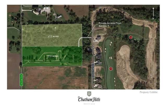 21024 Chatham Ridge Blvd, Westfield, IN 46074 (MLS #21704733) :: Richwine Elite Group