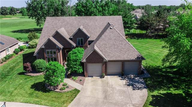 2090 St Andrews Court, Franklin, IN 46131 (MLS #21704841) :: Mike Price Realty Team - RE/MAX Centerstone