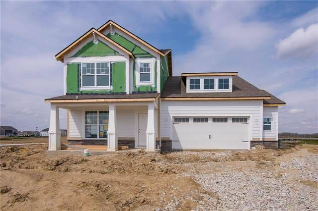15226 Brownspring Drive, Westfield, IN 46074 (MLS #21705031) :: The ORR Home Selling Team