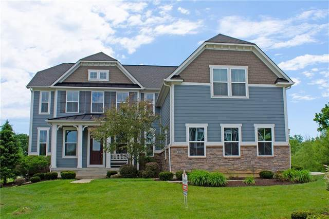 6945 Linden Woods Drive, Avon, IN 46123 (MLS #21705419) :: The Evelo Team