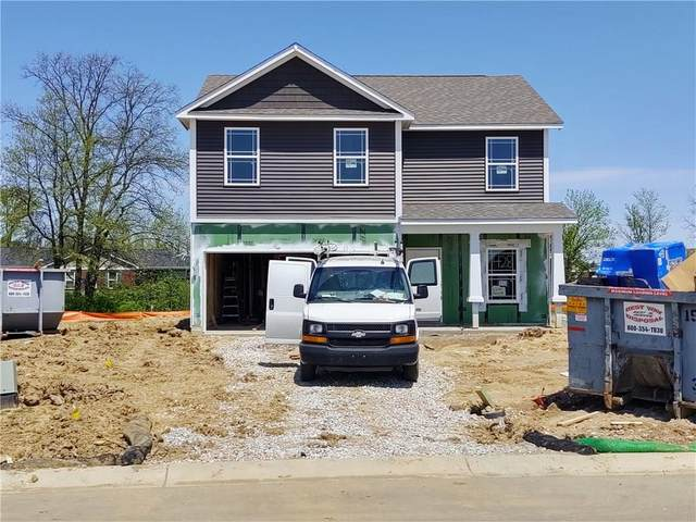 2294 Rocky Road, Greenfield, IN 46140 (MLS #21705921) :: Mike Price Realty Team - RE/MAX Centerstone