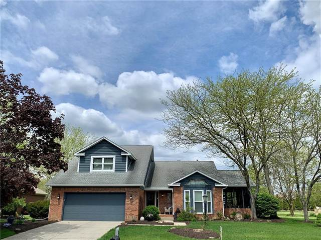 2450 Wayward Wind Drive, Indianapolis, IN 46239 (MLS #21705932) :: Anthony Robinson & AMR Real Estate Group LLC