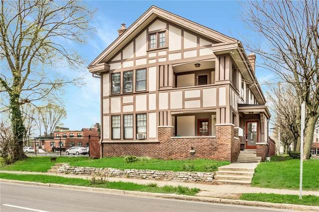 1734 N Pennsylvania Street #3, Indianapolis, IN 46202 (MLS #21706354) :: Heard Real Estate Team | eXp Realty, LLC