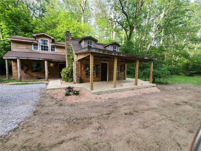 3037 S State Road 135, Nashville, IN 47448 (MLS #21706366) :: The Indy Property Source