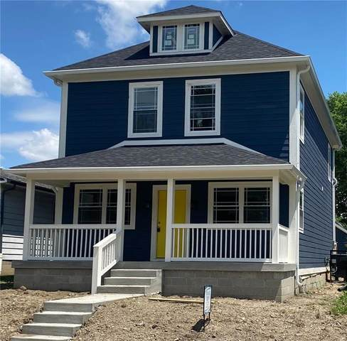 1135 S State Avenue, Indianapolis, IN 46203 (MLS #21707375) :: Heard Real Estate Team | eXp Realty, LLC