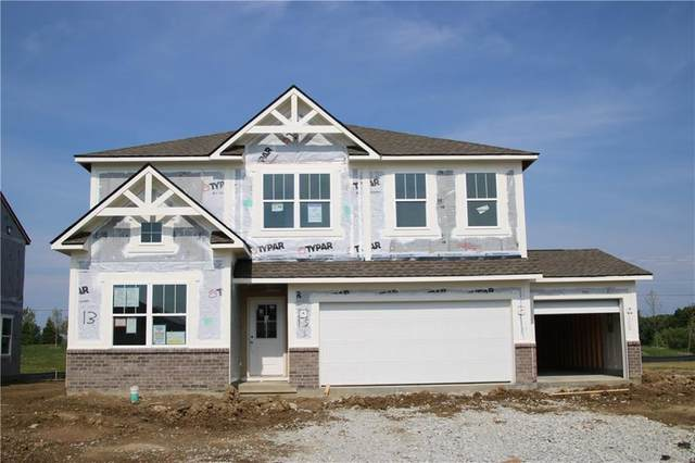 8808 Winton Place, Pendleton, IN 46064 (MLS #21707415) :: The Indy Property Source