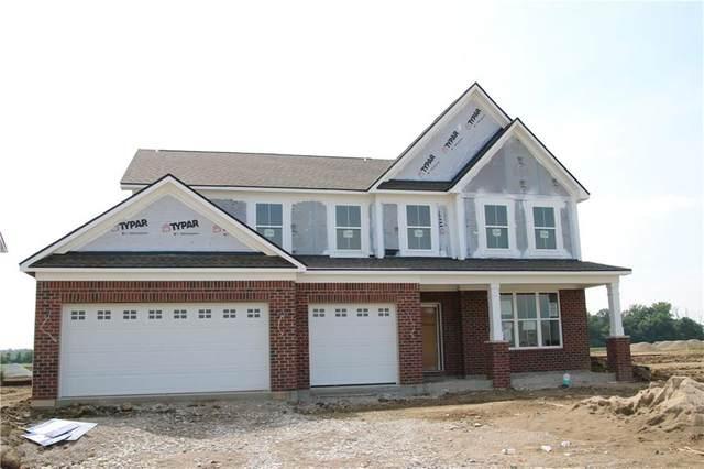 8791 Slayton Street, Pendleton, IN 46064 (MLS #21707474) :: The Indy Property Source