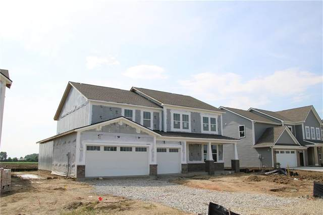 8815 Slayton Street, Pendleton, IN 46064 (MLS #21707479) :: The Indy Property Source
