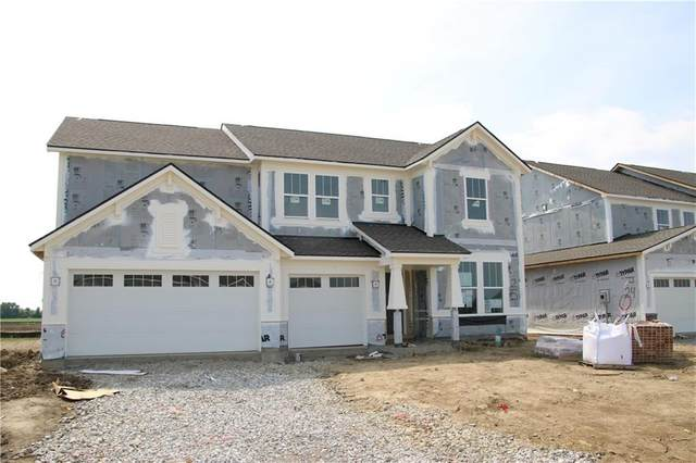 8829 Slayton Street, Pendleton, IN 46064 (MLS #21707488) :: The Indy Property Source